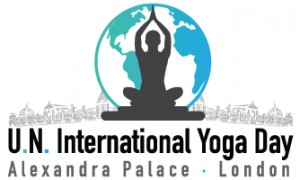 International Yoga Day Ally Pally